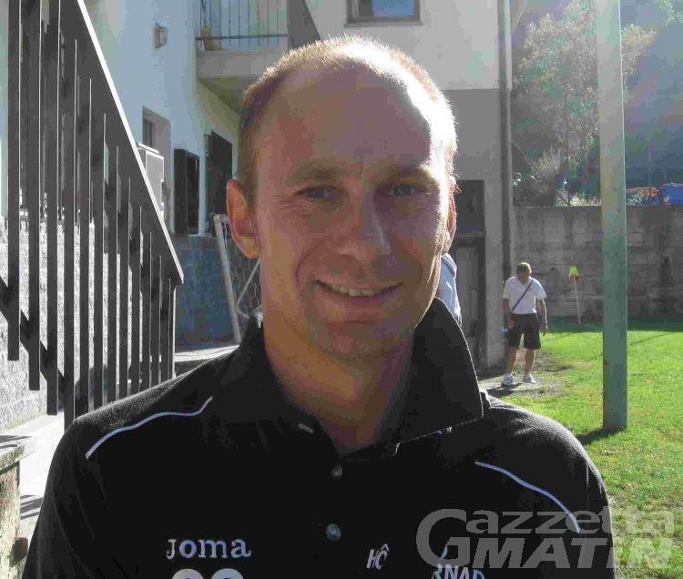 Calcio: l'Hône perde, si dimette Vallomy