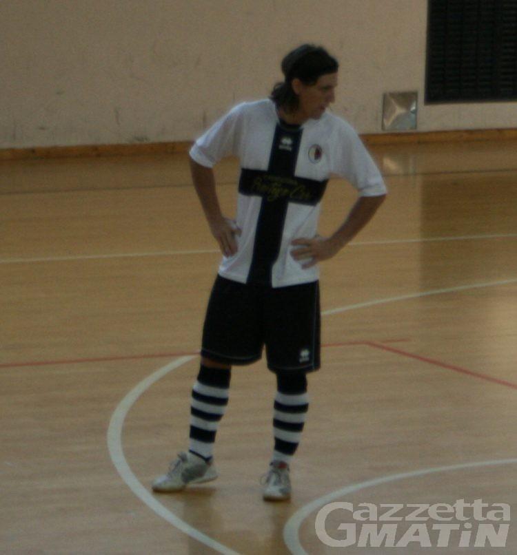 Calcio a 5: l'Aymavilles travolta nel recupero