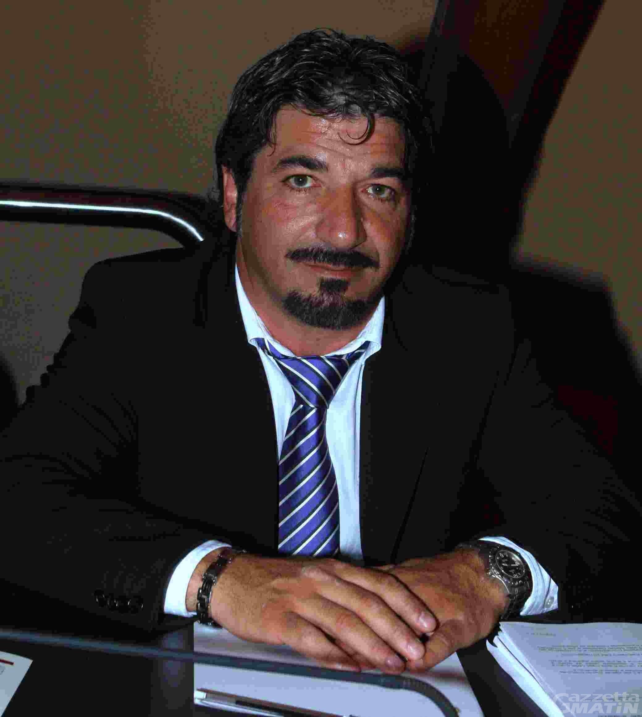 Consiglio comunale: il consigliere di SA Caminiti fa il 'guastafeste'