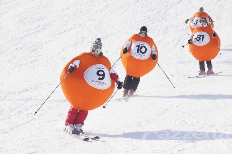 A Courmayeur arriva il Bingo delle nevi