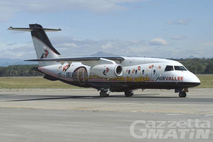 Air Vallée sanzionata dall'Autorità di garanzia sugli scioperi