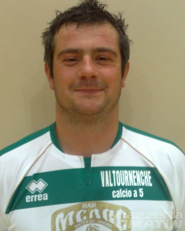 Calcio a 5: vittoria esterna del Valtournenche