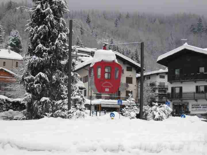 Courmayeur, chiusa la Val Ferret per rischio valanghe
