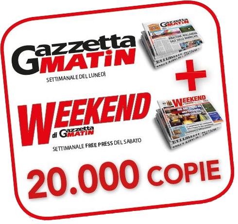 Gazzetta Matin + Weekend