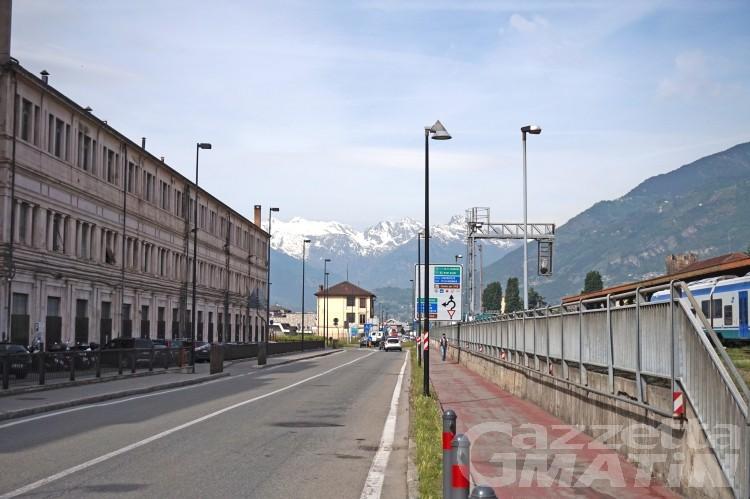Aosta: la sosta in via Paravera resta gratuita