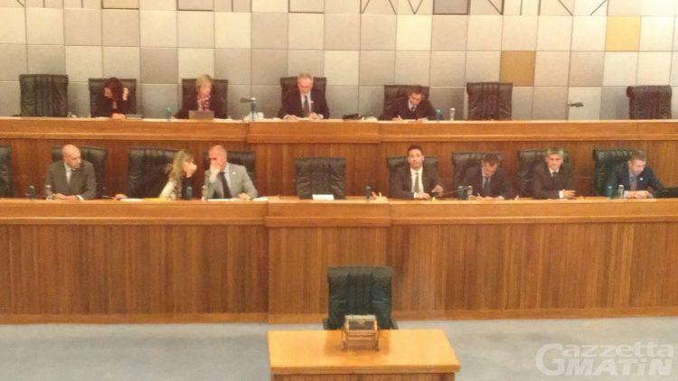 Regione: Marquis denuncia mancanza di sicurezza a Palazzo