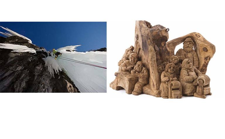 Aosta, Camisasca e Joly in mostra a San Lorenzo