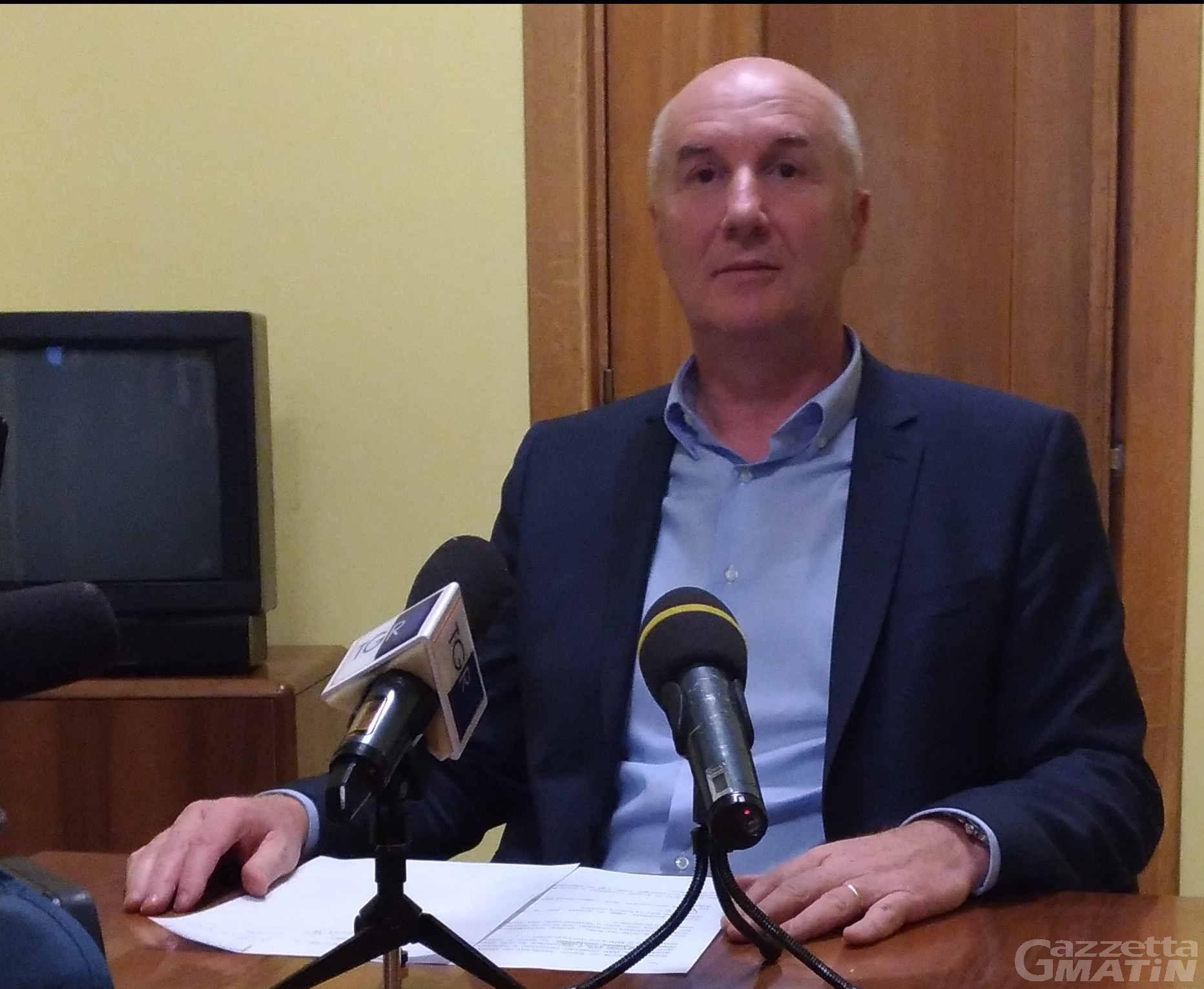 Regione: il presidente Pierluigi Marquis si è dimesso