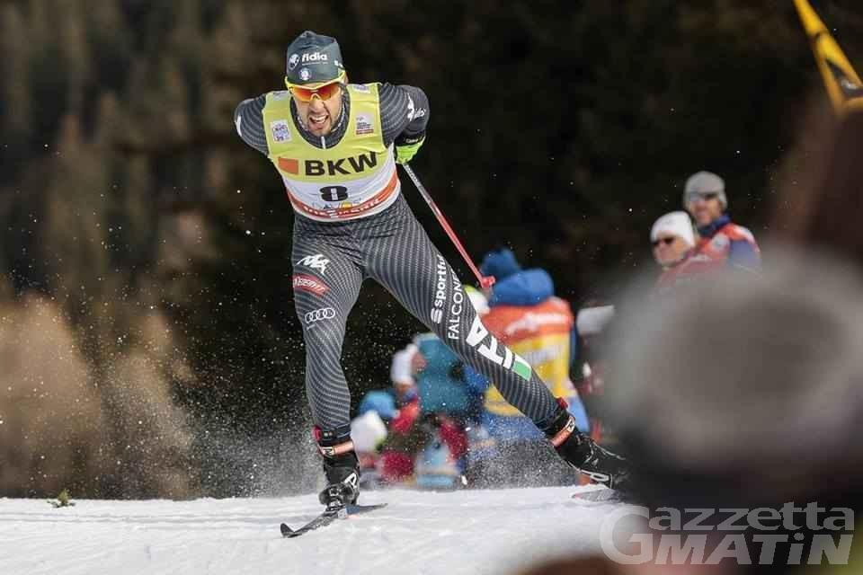 Fondo: Pellegrino quinto nella sprint di Ruka