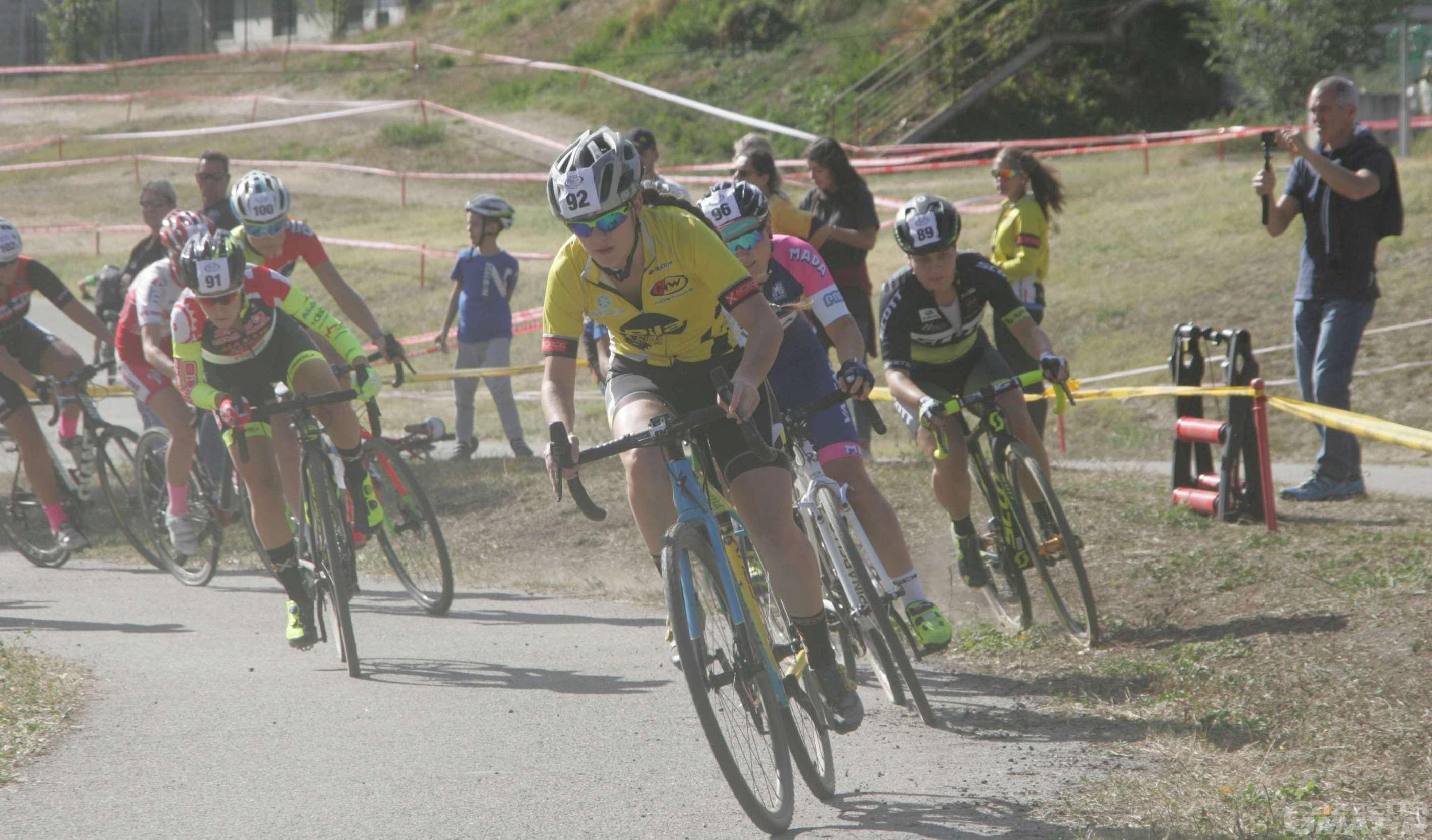 Ciclocross: vittorie e podi per i rossoneri a Buttigliera