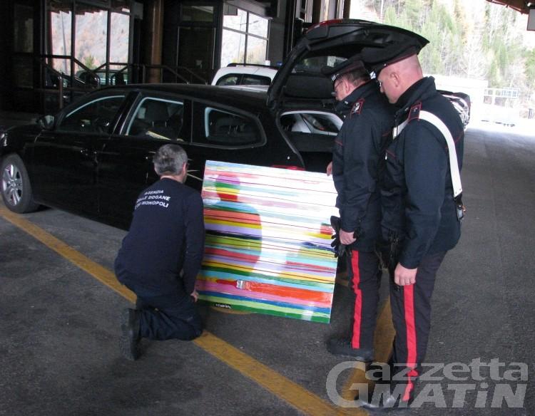 Opere d'arte: denunciato per esportazione illecita