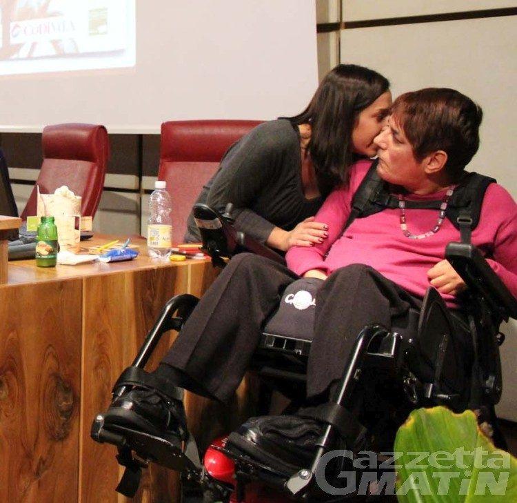 Volontariato: la sala conferenze del CSV sarà intitolata a Paola Cattelino
