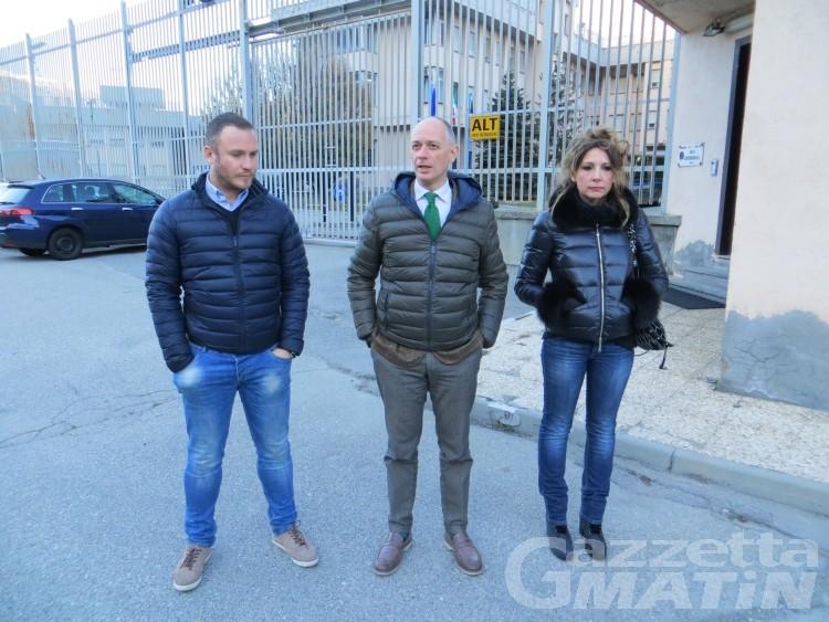 Lega Nord: «Carcere Brissogne vetusto e con tensioni interne»