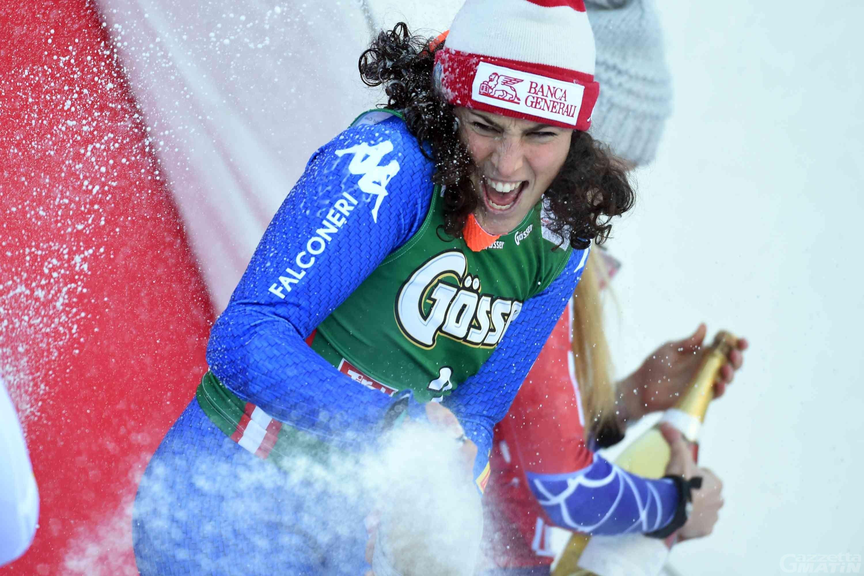 Sci alpino: Federica Brignone trionfa a Bad Kleinkirchheim