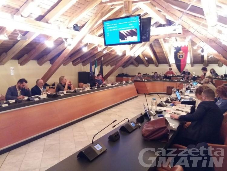 Aosta: Durc irregolare, verrà risolto il contratto con Puliart