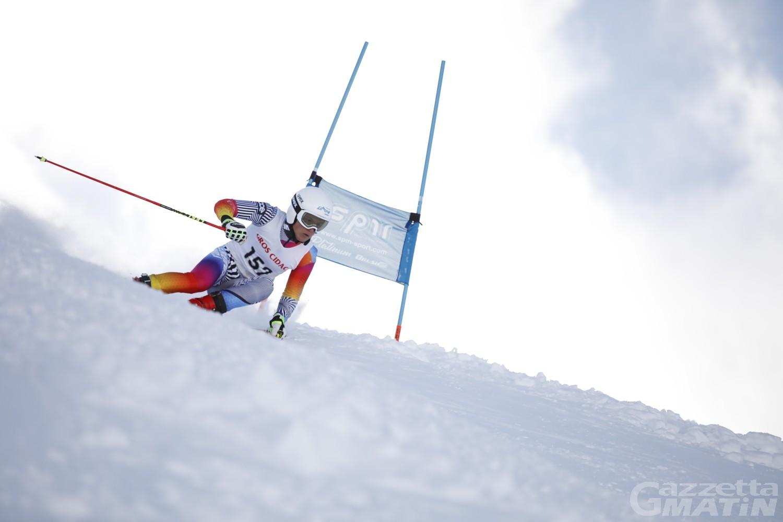 Memorial Fosson: oggi slalom, gigante e parallelo