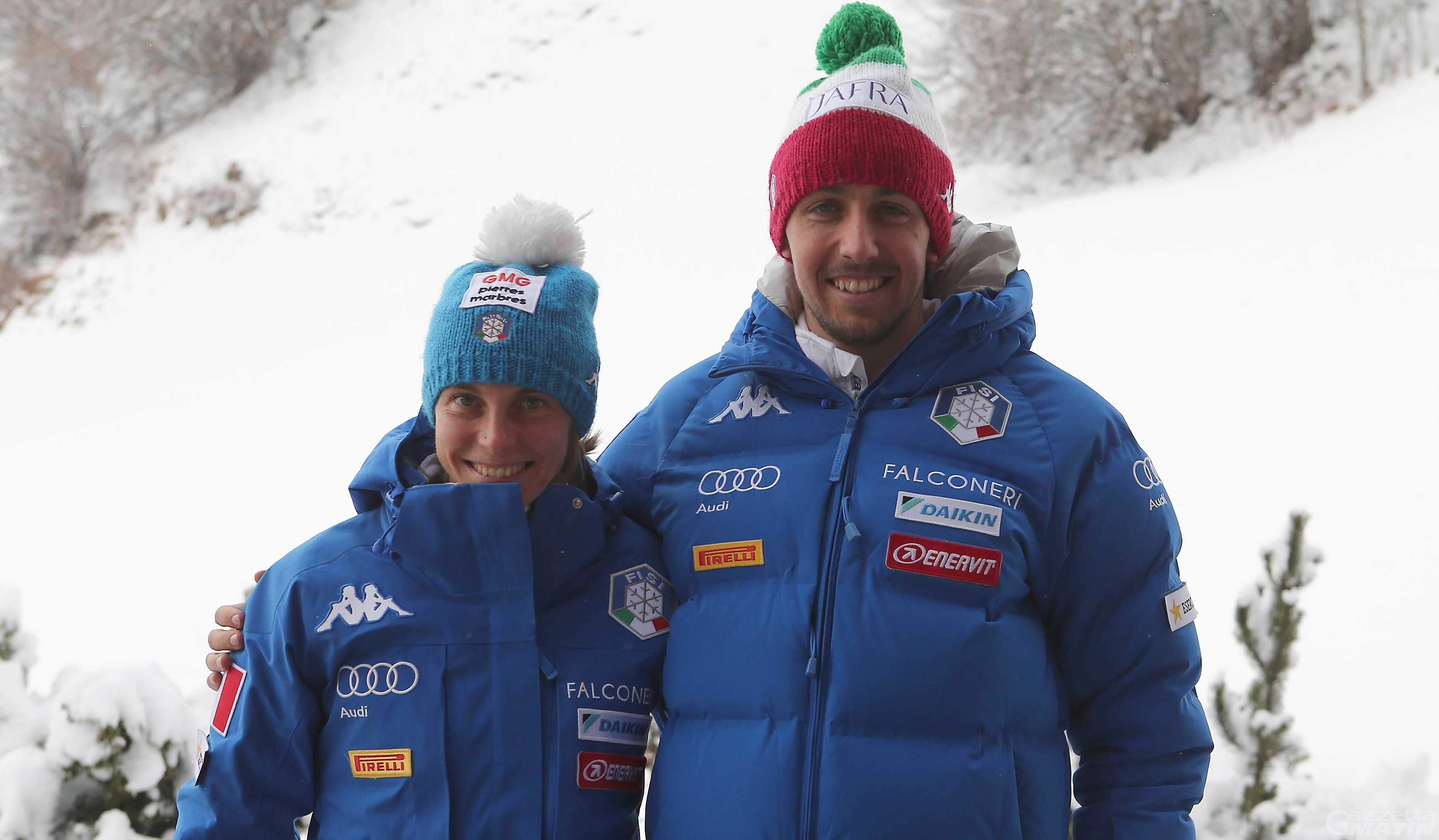 Fondo: De Fabiani e Brocard bravi a Dobbiaco