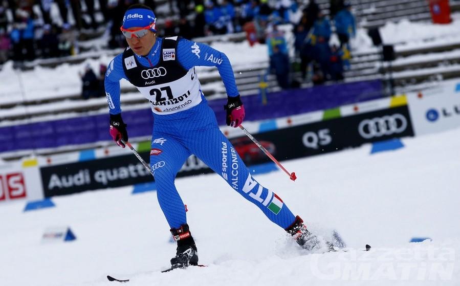 Fondo: Greta Laurent sesta nella sprint di Alpen Cup