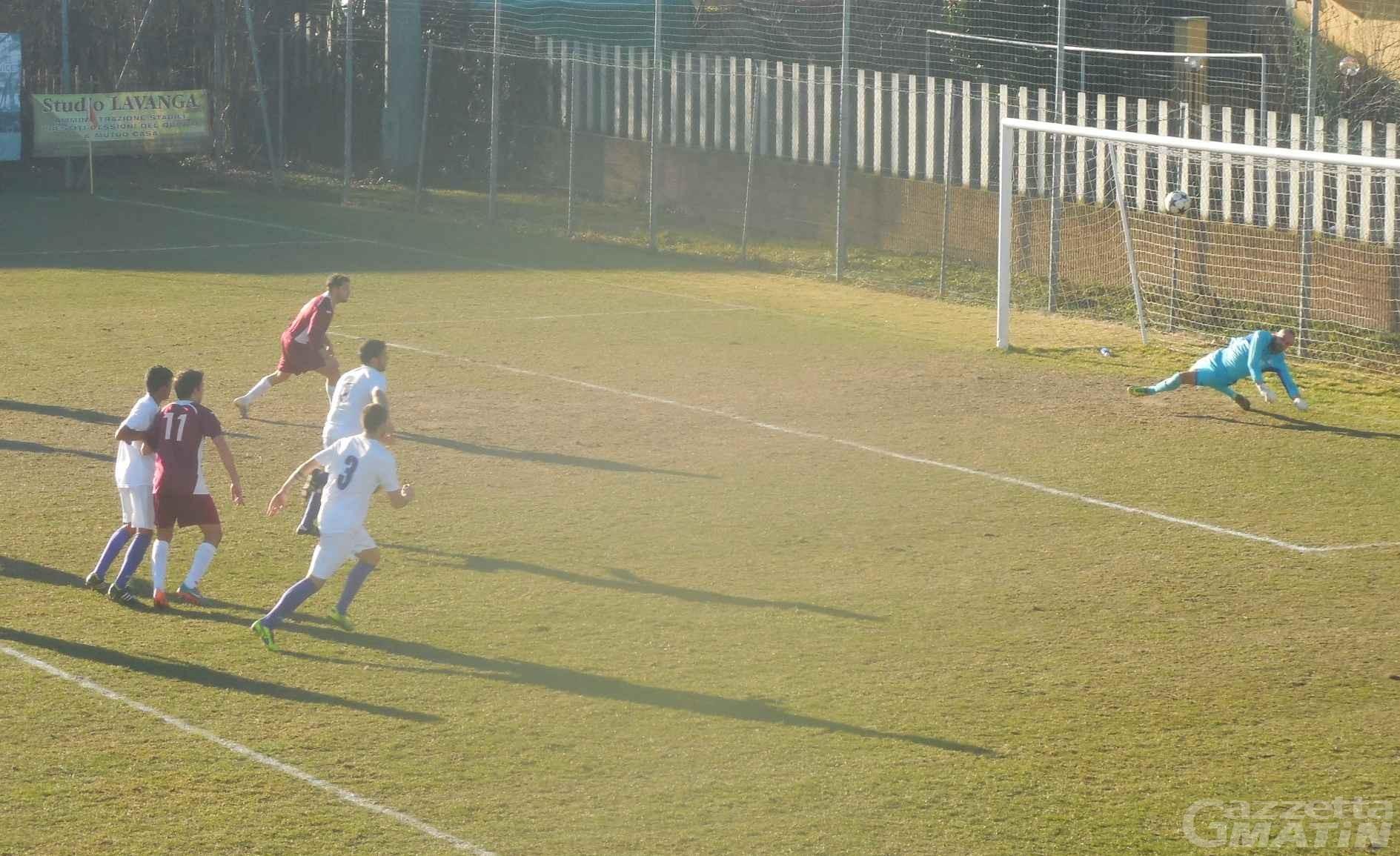Calcio: secondo colpaccio del Pont Donnaz Hône Arnad