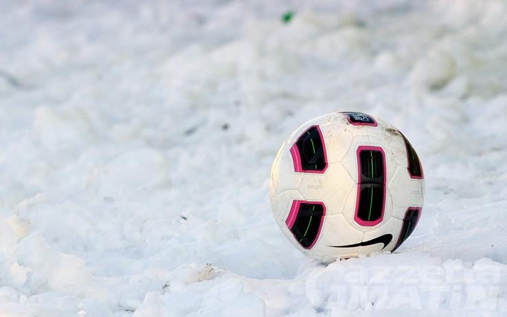 Calcio: rinviate le partite di Aygreville e Charvensod