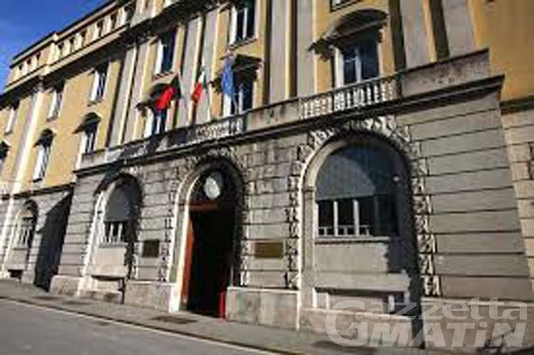 Tribunale: Luca Fadda torna ad Aosta come giudice