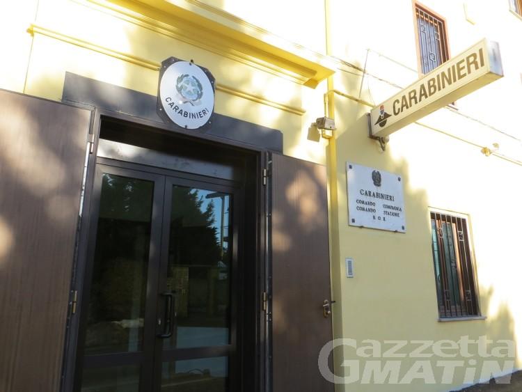 Rapina in villa: derubato 71enne a Nus