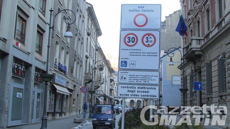 Ztl Aosta, il Tar respinge il ricorso di residenti e commercianti
