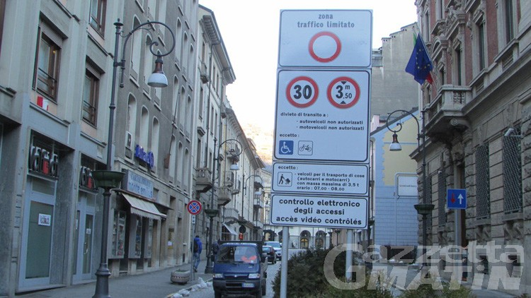 Aosta: due mesi di proroga per il nuovo regolamento Ztl