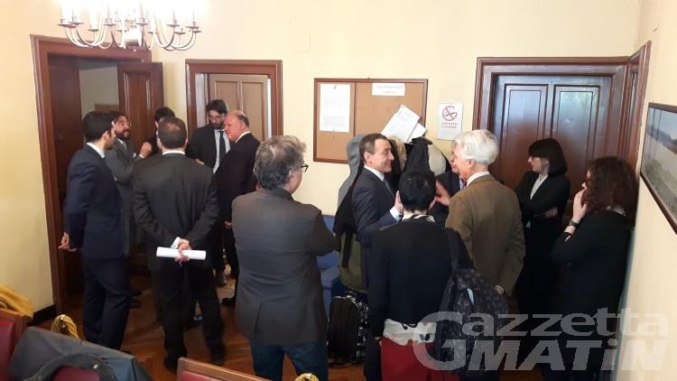 Corte dei Conti: udienza rinviata, ma apertura su sblocco importi vitali