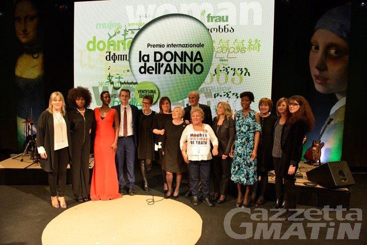 Premio La Donna dell'anno 2018, vittoria ex aequo