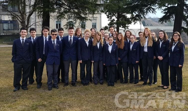Scuola: la cena di gala finanzia la gita a Lisbona