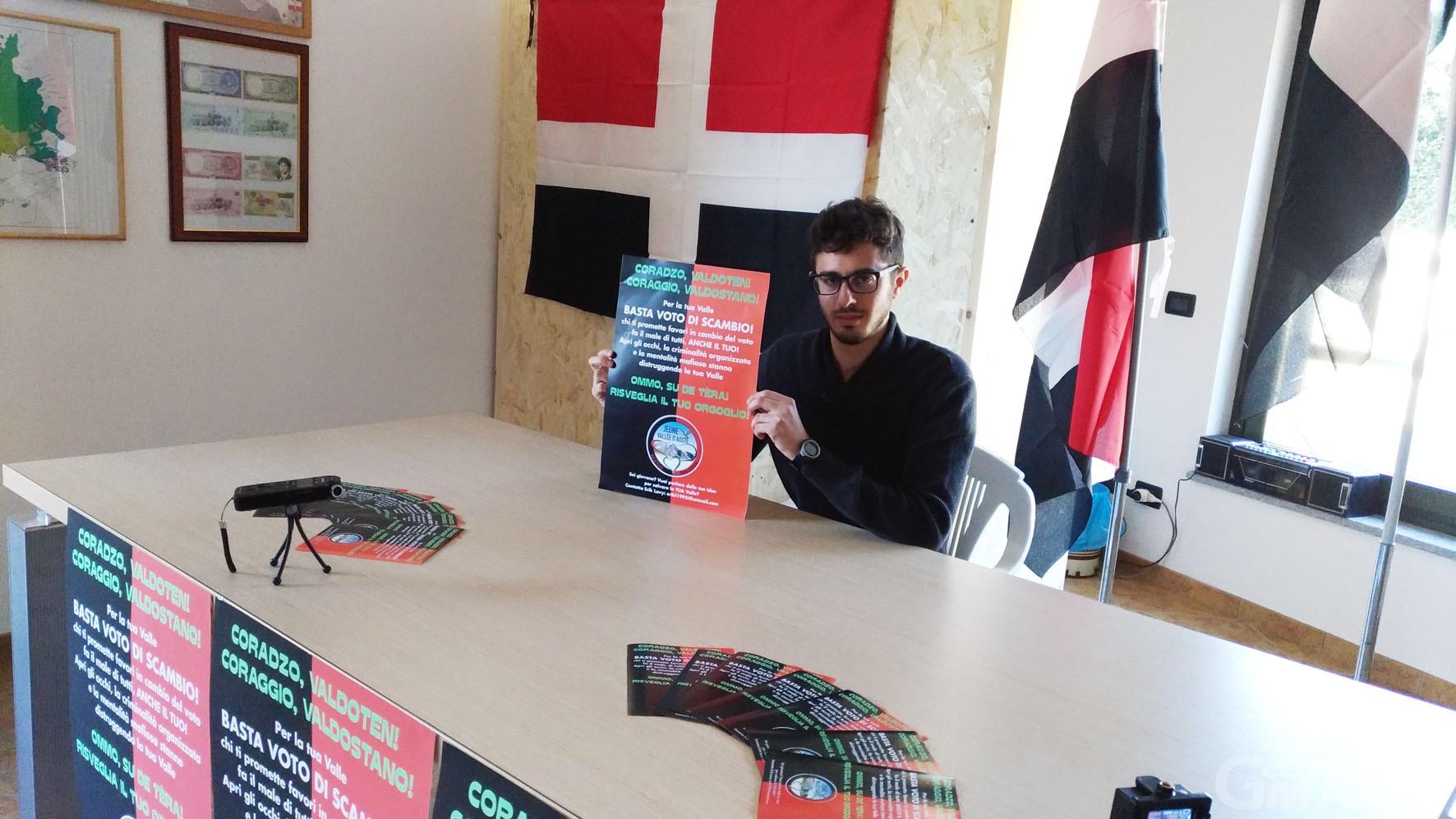 Jeune Vallée d'Aoste dice stop al voto di scambio con Coradzo valdoten