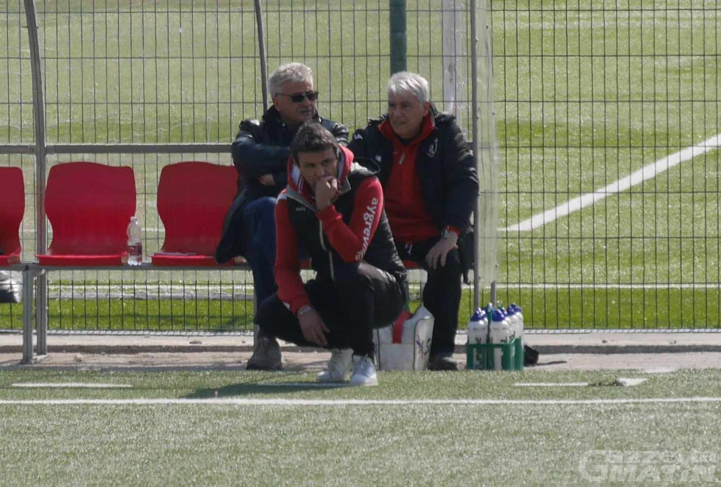 Calcio: l'Aygreville perde l'anticipo di Baveno