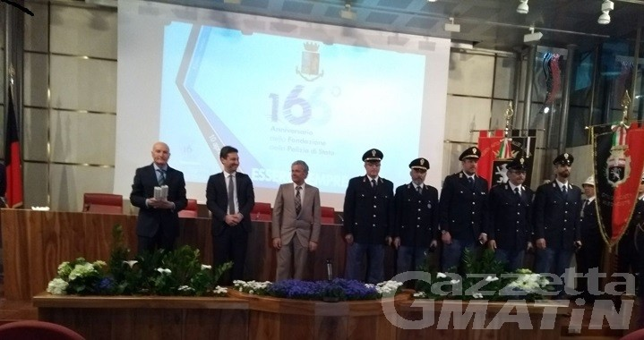Polizia, in Valle d'Aosta più controlli e meno violazioni contestate