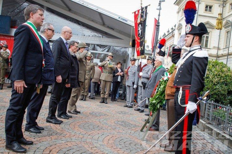 25 aprile, la Festa della Liberazione in Valle d'Aosta