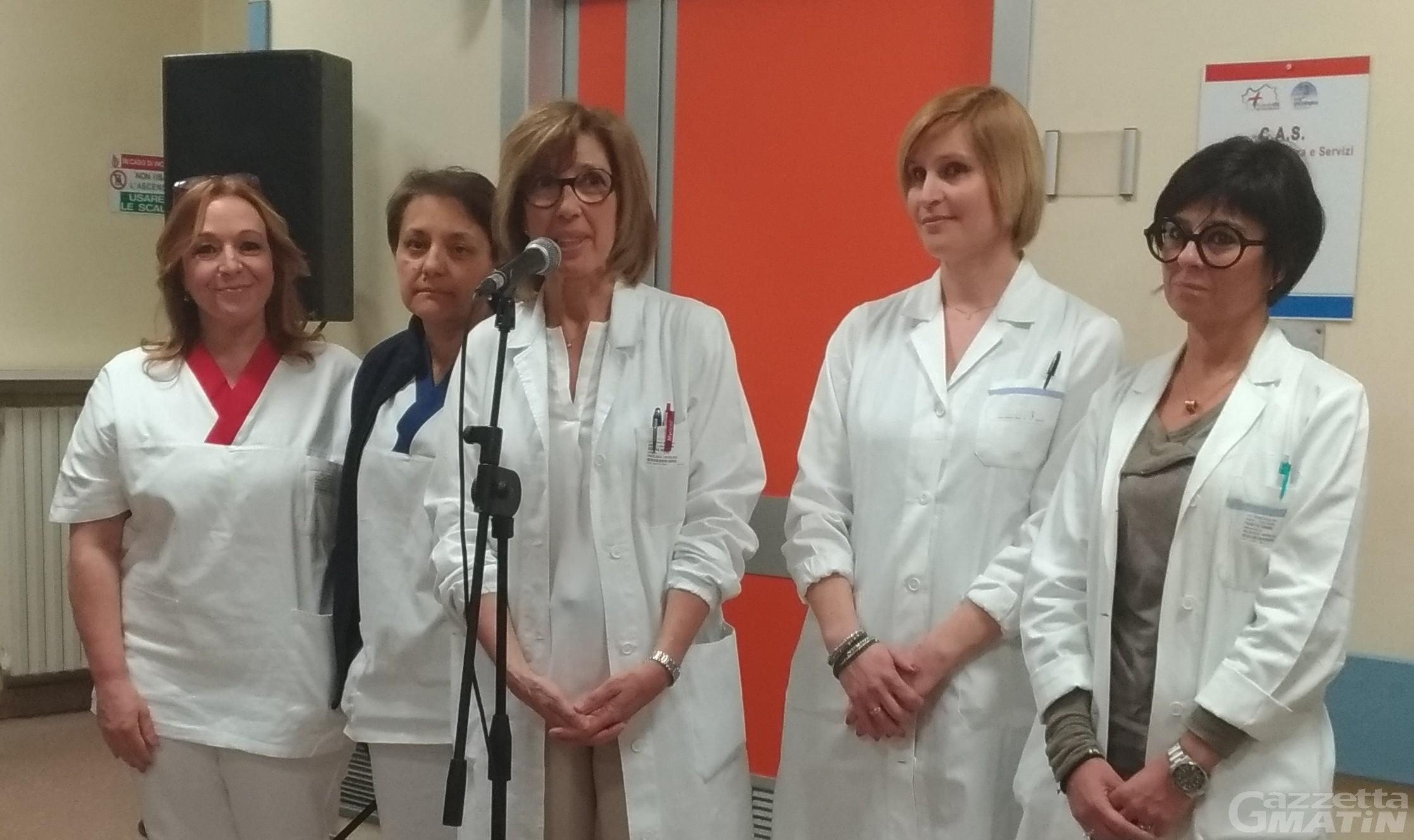 Tumori: apre al Parini il Centro accoglienza servizi