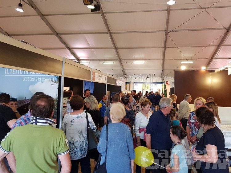 Maison&loisir conferma i 35 mila visitatori del 2017