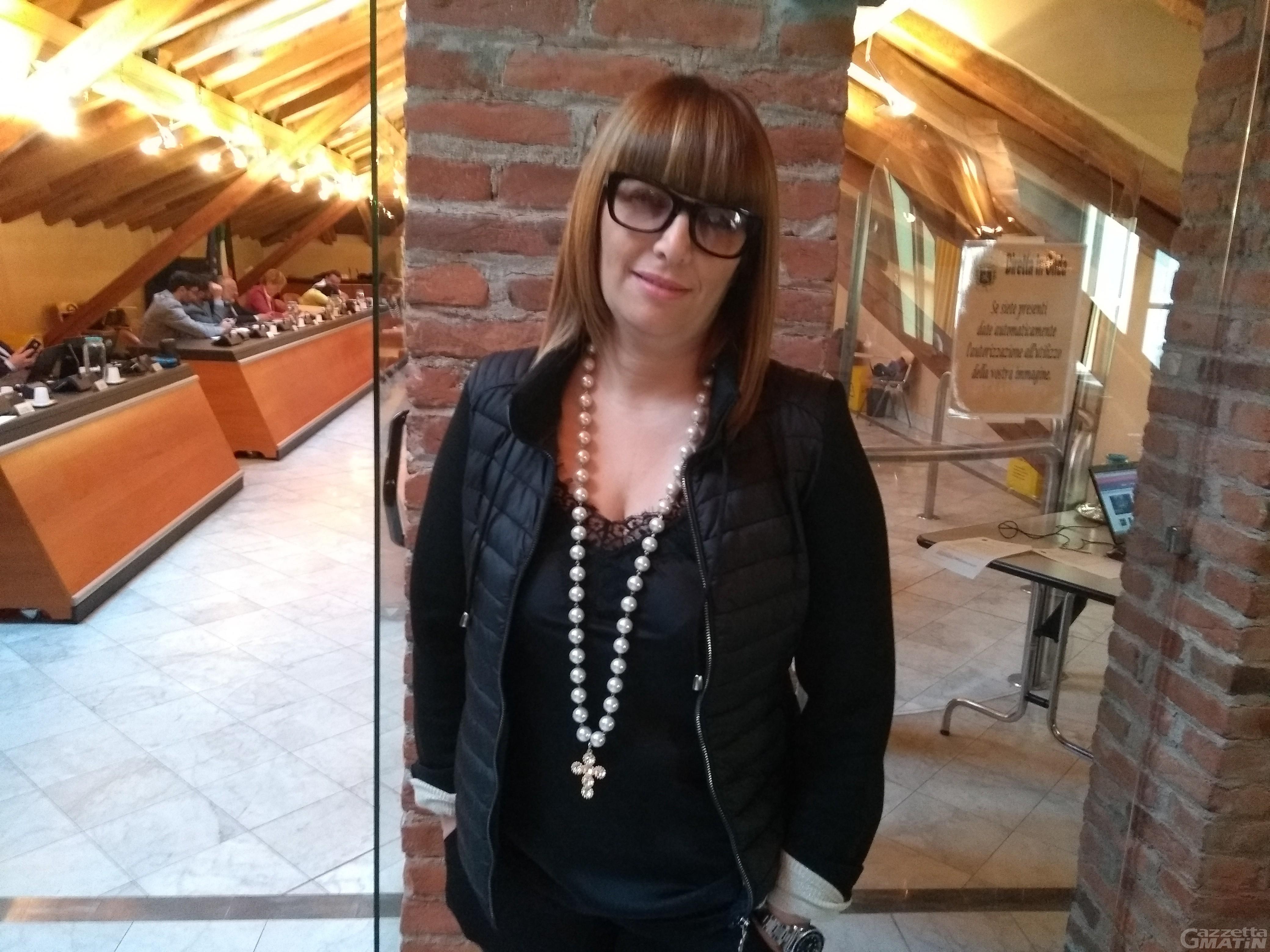 Aosta: Alessandra Addario, il nuovo volto della Lega in Comune