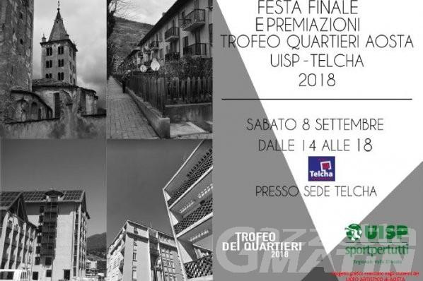 """Prima edizione del """"Trofeo dei quartieri"""" di Aosta al via nel weekend"""