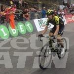 Giro d'Italia: trionfa Nieve, Cervinia incorona Froome