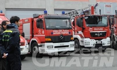 Vigili del fuoco valdostani: i sindacati chiedono le stesse condizioni del contratto nazionale