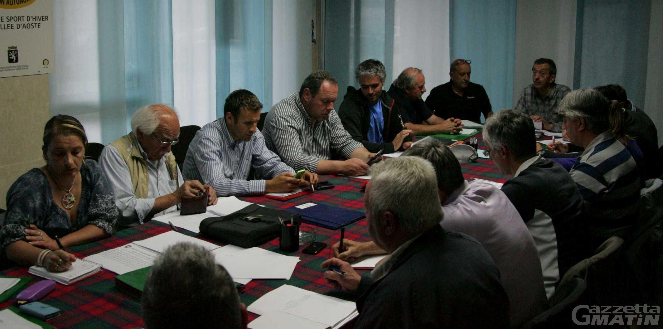 Sport invernali: l'Asiva approva le squadre agonistiche