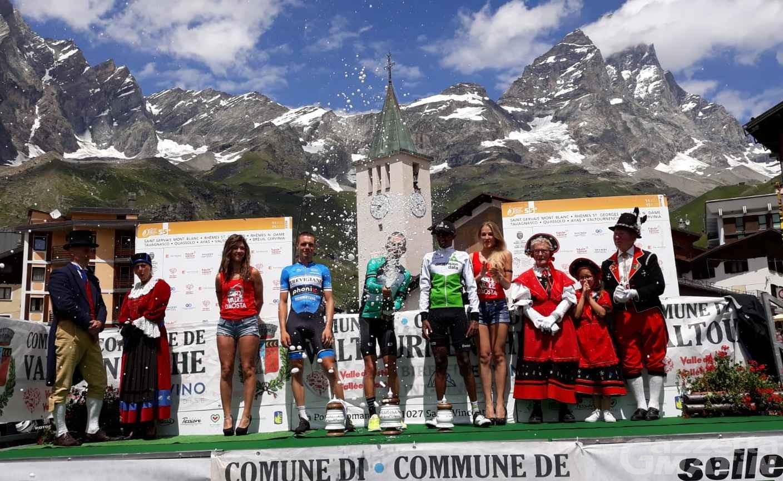 Giro della Valle: il blitz decisivo di Vadim Pronskiy