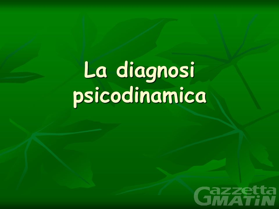Sanità: un corso per psichiatri e psicologi promosso dall'USL
