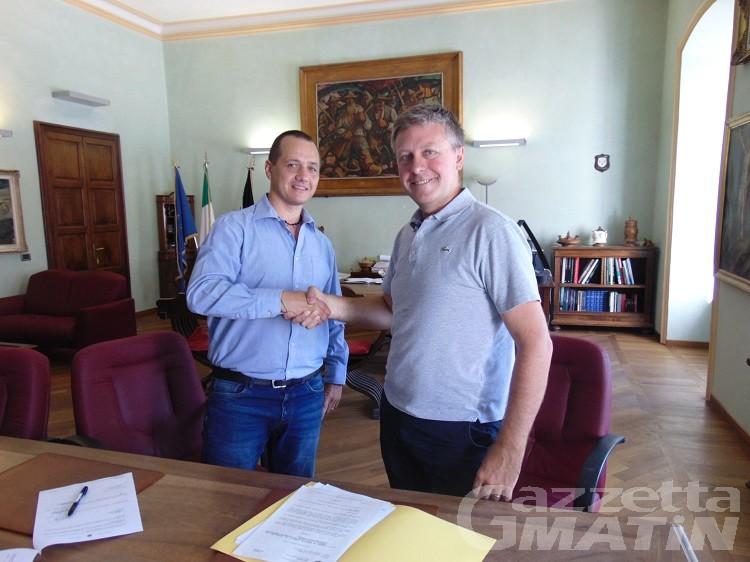 Aosta, Luca Girasole nuovo assessore alla Politiche sociali