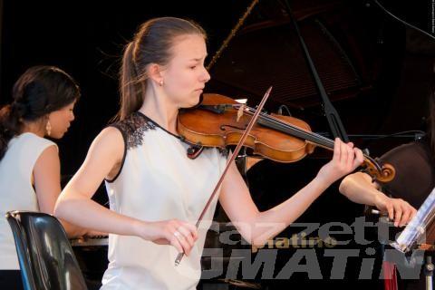 Musica da camera: gran finale a Courmayeur per i giovani musicisti da tutto il mondo