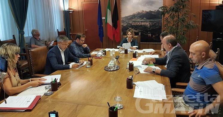 Regione, nuova macchina amministrativa: risparmiati 105 mila euro
