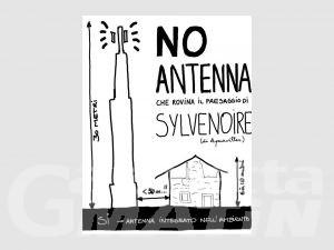 Protesta, Sylvenoire in rivolta contro l'antenna
