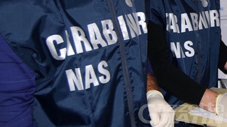 Carabinieri: farine e prodotti da forno infestati di parassiti, i NAS sequestrano panificio