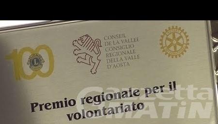 Volontariato: nona edizione del premio regionale